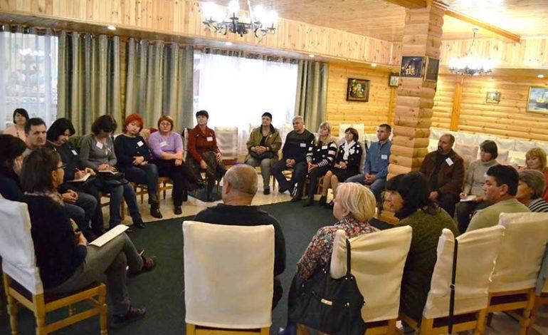 В Болграде обучали приемных родителей