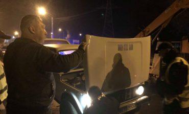 В Измаиле полиция задержала журналиста пьяным за рулем