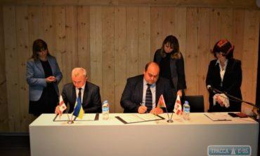 Балтская громада подписала трехсторонний меморандум в Грузии