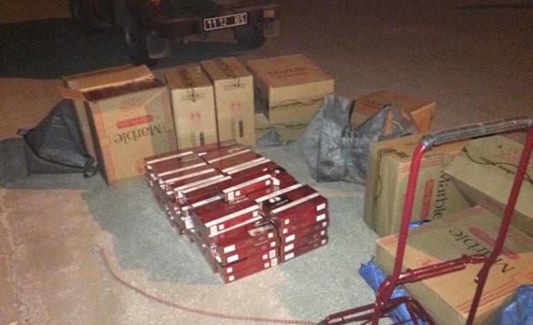 В Измаильском порту иностранец пытался купить пограничника за 500 евро