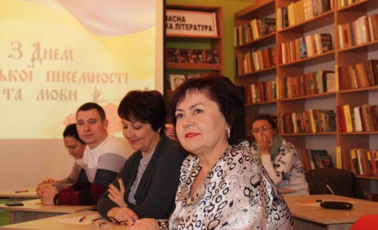 Арцизяне присоединились к спецпроекту и написали диктант национального единства