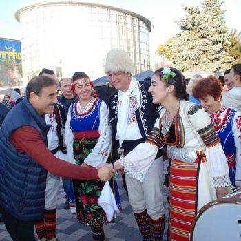 В Болграде проходит VIII Международный фестиваль «Bolgrad Wine Fest-2018»