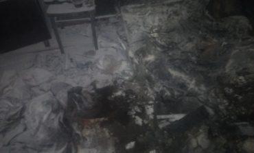 В Татарбунарском районе бытовой пожар унес жизнь женщины