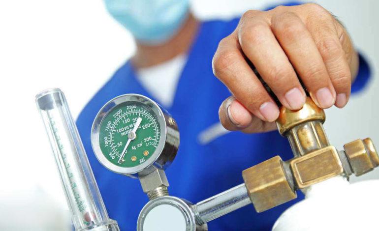 В Измаиле для пациентов с коронавирусом не хватает мест, медики разворачивают дополнительные койки