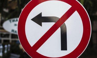 В Украине хотят запретить левый поворот на трассах