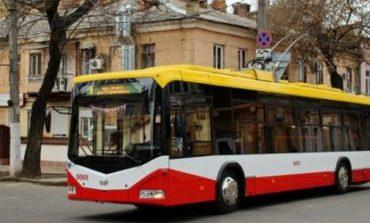 В Одессе из-за ДТП на Льва Толстого заблокировано движение троллейбусов