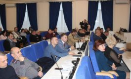 В Белгороде-Днестровском прошла внеочередная сессия горсовета
