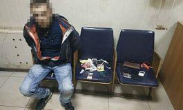 В Белгороде-Днестровском «гастролёр» ограбил девушку