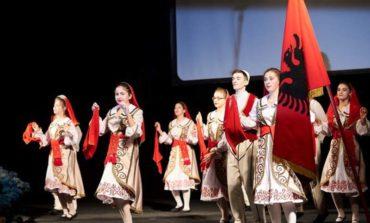 Жители Каракурта приняли участие в праздновании Дня независимости Албании