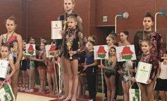 Белгород-Днестровские акробатки стали вторыми на Международном турнире