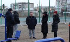 В Белгороде-Днестровском к Новому году завершаются ремонты и стройки