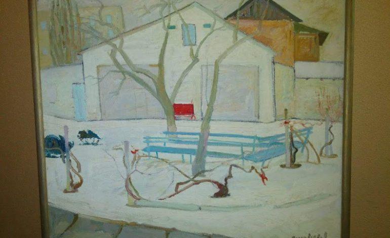 Выставка «Картина месяца» проходит в Белгороде-Днестровском