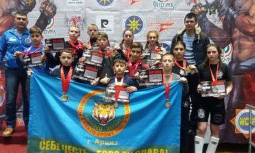 Арцизские казаки привезли с Чемпионата Мира 21 медаль