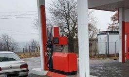 В Василевке закрыли нелегальную автозаправку