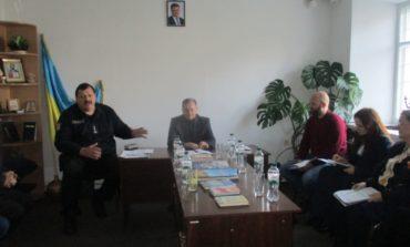 В Подольском районе специалисты Миссии ЕС провели тренинг по взаимодействию с полицией