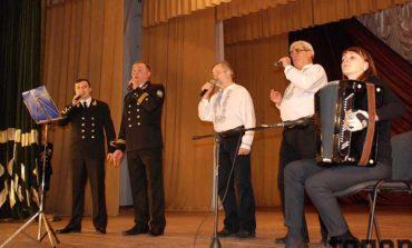 В Болграде прошел концерт в поддержку пленных моряков
