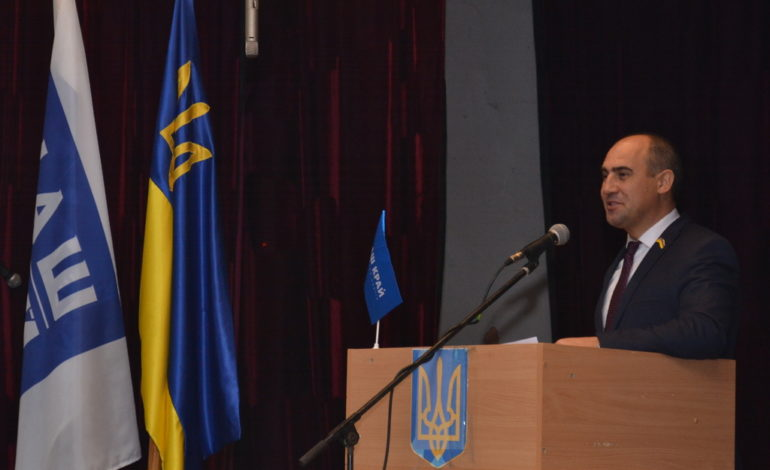 «Пока звенья и цепочки сложного механизма под названием Украина не заработают эффективно, мы будем постоянно буксовать», — Юрий Димчогло