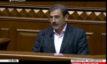Нардеп Антон Киссе призвал правительство профинансировать ряд инфраструктурных проектов на юге Одесской области