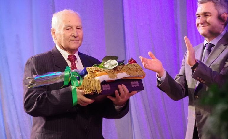 В Одессе болгарину-старожилу вручили почетную награду (фото)