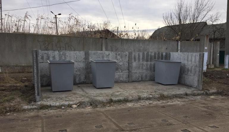 Вывез на внедорожнике: в Татарбунарах камера видеонаблюдения засняла жителя, выбросившего тушу свиньи в мусорный бак