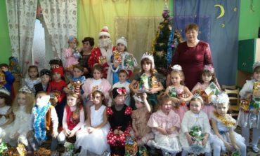 Нардеп Антон Киссе порадовал детей юга Одесской области новогодними подарками (фото)