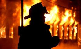 Бытовой пожар в Беляевке унес жизнь 48-летнего мужчины