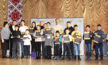 В Измаиле наградили спортсменов Болградского района