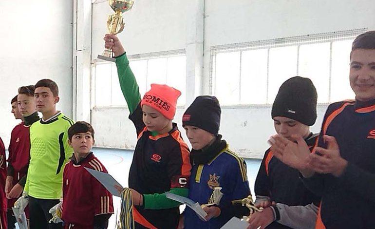 В Зализничном прошел праздничный футбольный турнир