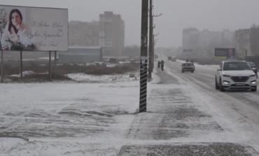 Белгород-Днестровский подготовился к приходу настоящей зимы