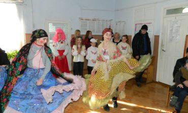 В Белгороде-Днестровском и районе щедровали и колядовали