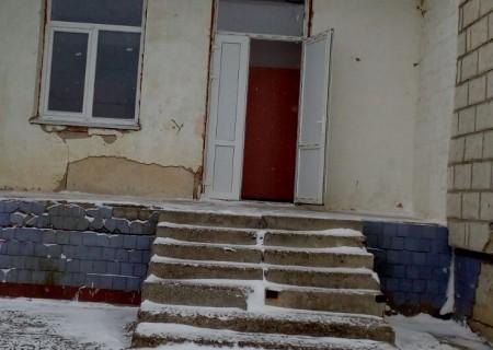 В селе Бритовка Шабовской ОТГ завершается ремонт амбулатории семейной медицины