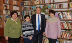 В Арцизской детской библиотеке установили новую мебель