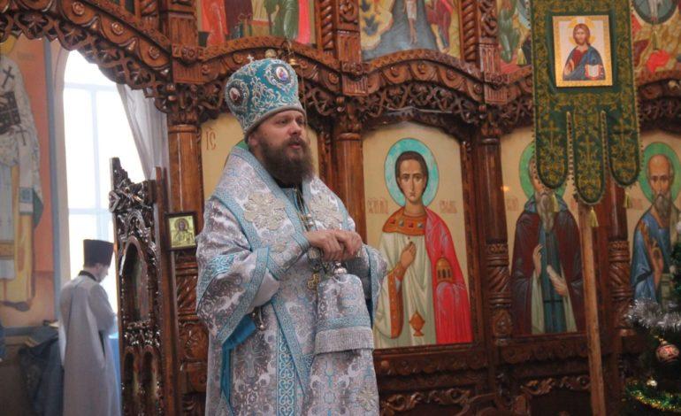 Епископ Арцизский Виктор встретился с патриархом Иерусалимским и всея Палестины