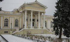 Прогулка по заснеженной Одессе (фото)