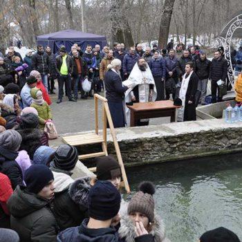 Крещение Господне в Болграде