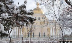 Болград в снежном одеянии (фоторепортаж)