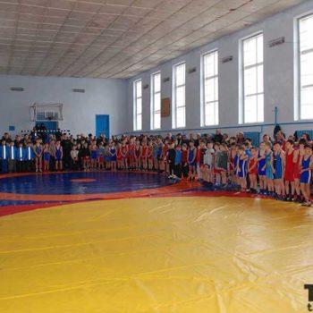 Борцовский турнир в Городнем (ФОТО)