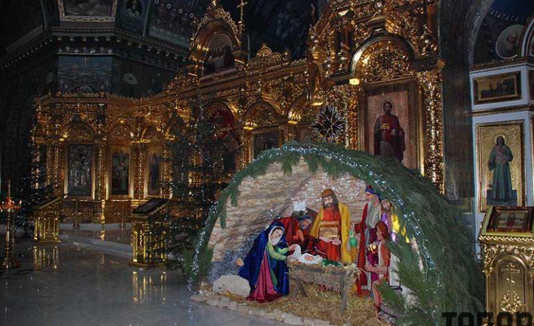 Праздничные сюрпризы в соборах Болграда