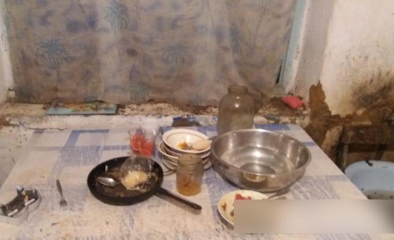 В Измаильском районе ленивая мать 2-летнего ребенка привлекла внимание полиции