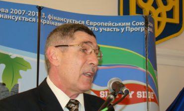 В Рени официально представлен новый глава райгосадминистрации Валентин Котляренко