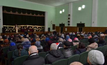 В Болграде состоялась встреча нардепа Антона Киссе с общественностью города и района