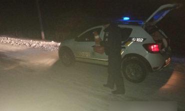 Жестокое ДТП В Одесской области: неизвестный сбил на заснеженной дороге двух девочек