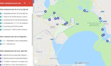 В Одесской области появилась интерактивная онлайн карта запретных для рыболовства зон
