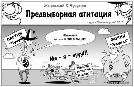 Местная власть Татарбунар ограничила места для предвыборной агитации