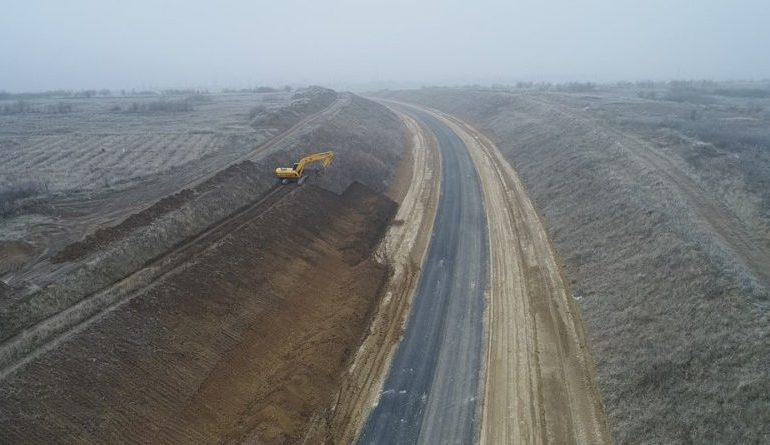 Новая ренийская объездная дорога не открывается из-за ожидания «высочайшего» пиара