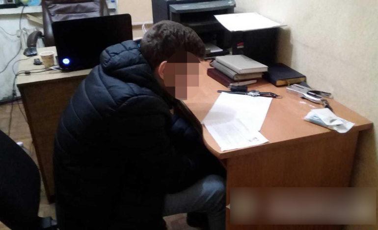 В Одессе сразу после «дела» задержали домушника
