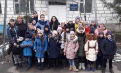 Дети из Каракурта Болградского района сделали подарок воспитанникам интерната