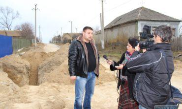 Сельский голова Нагорного Ренийского района пожаловался в правоохранительные органы на недобросовестную строительную фирму