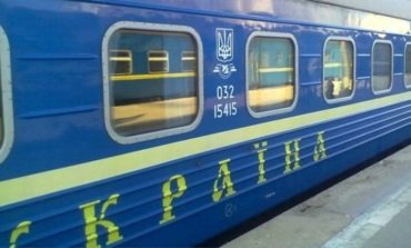 На новогодние праздники Укрзализныця запускает дополнительный поезд в направлении Одессы
