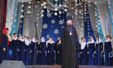 """На главной сцене Измаила прошёл грандиозный концерт """"Торжество Рождества"""""""